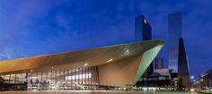 Rotterdam Centraal Station | Architectuur.