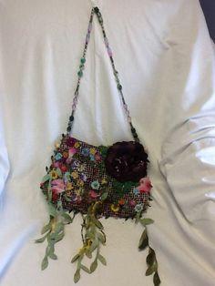 Mary Frances Handbag #MaryFrances #ShoulderBag