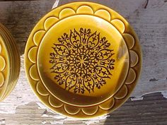 Coventry Castilian dinnerware bowls u0026 bread plates & Retro stoneware dinner plates -Noritake Winterrose Japan vintage ...