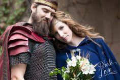 Jennifercraig blog19 Medieval Wedding | The Garden Room Fayetteville | Wedding Photographer | Jennifer + Craig