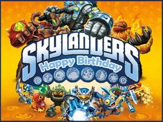 Need help for a Skylanders Birthday - Page 20 - The DIS Discussion Forums - DISboards.com