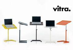 Notebook-Tisch | Vitra NesTable | verschiedene Farben | Design Web Store 559,00€
