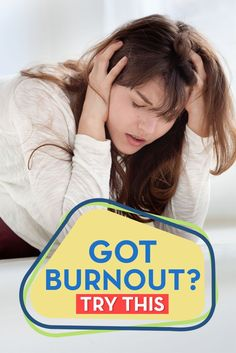 """Now I know how to deal with burnout, even if it's """"too late."""" Great advice in here."""