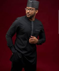 This African Men ClothingMen Caftan African Men Suit African is just one of the custom, handmade pieces you'll find in our fabric shops. African Prom Suit, African Dresses Men, African Wear, African Style, African Women, African Shirts For Men, African Attire For Men, African Clothing For Men, Nigerian Men Fashion