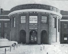 Duluth Curling and Skating Club | Duluth | Arenas | Vintage Minnesota Hockey - History