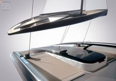 Massimo iS: An Innovative Sailing Yacht Concept — Luxury Yacht Charter & Superyacht News