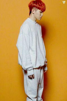 #Seventeen#Woozi李知勳#Change Up