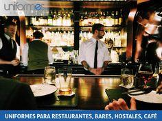 ¡Uniformes con personalidad!  #UniformesparaTodo #Bares #Cafe #Restaurantes #Colombia  Mira de lo que hablamos en: www.uniformesparatodo.com