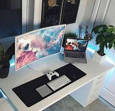 451 Best Desktop Setups images in 2019 | Pc setup, Computer ...