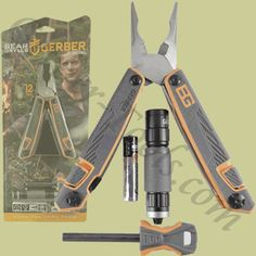 Gerber Bear Grylls Survival Tool Pack 31-001047 - $54.99