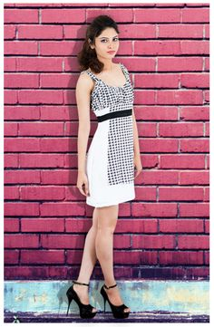 Dress Impeccably and they remember the WOMAN. Grab the collection only on www.baysidebarcel... Hurry! Shop Now #baysidebarcelona #newcollections #newarrivals #awesomecollections #stylishwear #smartwear #shortdress #blackdotted #beautifulasalways #beautiful #pretty #fashioninsta #fashioninspiration #fashionblogger #fashiondairy #luxuryfashionlove #luxurylifestyle #fashionlove #likesusoninstagram #likeforlikes #instalike #instagrab