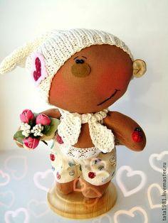 Коллекционные куклы ручной работы. Ярмарка Мастеров - ручная работа Ми -мишка. Handmade.