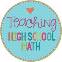 Teaching High School Math: Seriously, Cannot Believe It's Almost Back to School - Back to School Giveaway!