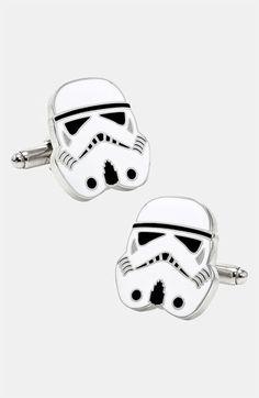 'Star Wars™ - Stormtrooper' Cuff Links