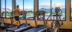 The Life Fitness treadmills combined with the stunning view the Andean foothills gives us is an amazing work outing out style.   Las cintas de correr y la impresionante vista de la Cordillera de Los Andes, una forma única de entrenar.