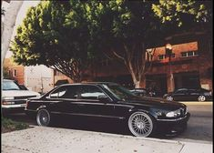 Bmw E38, E 38, Bmw 7 Series, Dream Cars, Automobile, Deep, Car, Autos, Cars