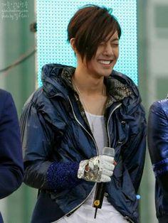 Kim Hyun Joong 김현중 ♡ laughing ♡ smile ♡ adorable ♡ Kpop ♡ Kdrama ♡