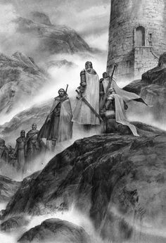 Game of Thrones Tower of Joy Illustration