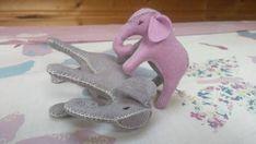 Mother and baby elephant wool felt elephants wool stuffed animal toy for girls gift for girls toy for boys gift for women eco toys Toys For Girls, Gifts For Girls, Girl Gifts, Gifts For Women, Mother And Baby Elephant, Felt Crafts, Pet Toys, Wool Felt, Waldorf Toys