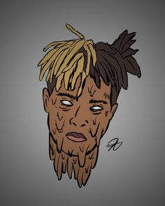 13 Best Xxxtentacion Wallpapers Images Dope Art Singer Supreme