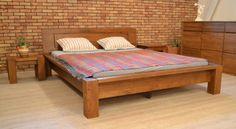 Manželské postele z masívu - http://www.nabytokmirek.sk/sk/moderny-nabytok/manzelska-postel-14.html