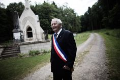 "14-18 / Pierre Libert maire de Beaumont, village ""mort pour la France"""