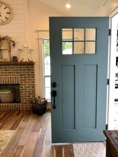 Front Door Colors that Make a Statement - Home Exterior Paint Colors - Colors .Front Door Colors that Make a Statement - Home Exterior Paint Colors - Colors Door Exterior Front Home Super cupboard door Best Front Door Colors, Best Front Doors, Green Front Doors, Front Door Paint Colors, Painted Front Doors, Colored Front Doors, Garage Door Colors, Garage Doors, Front Door Painting