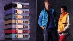 Apple's 80's Clothing Line