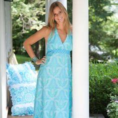 Lucy Halter Top/Dress for Women