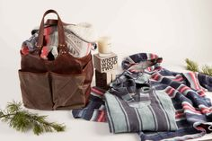 The #MGHolidayBound Contest is back. For three consecutive weeks, we will be giving away a curated selection of our leather bags and accessories fully stocked with items from our friends at Faherty and Baxter of California.