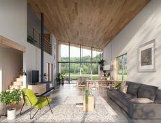 house design house-plan-ch429 2