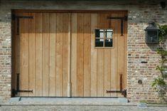 Shop Organization, Horse Stalls, Indoor Outdoor, Outdoor Decor, Garage Shop, Wooden Doors, Stables, Garage Doors, Shed