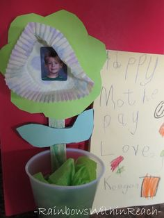 Mother's Day Edition: Fine Motor Friday!!