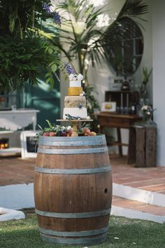 Images by Radka Horvath - Chic Southern Spain Wedding at Casa Rosa | Planned…