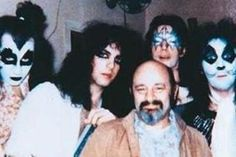 Kiss 1973 a day like today 40 years ago they made their fisrt show.