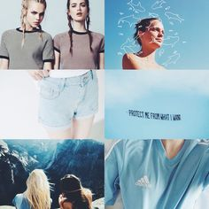 "Harry Potter Aesthetic: Ladies of Ravenclaw   ""Trust me, you don't want to get mixed up with us."""