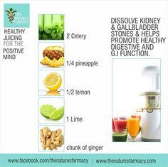 Dissolve Kidney and Gallbladder Stones
