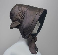 Image result for 19th century bonnets hats  - hat for John Fields Mother
