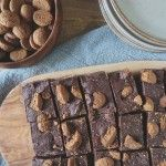 Kruidnoten fudge met chocolade | Eat.Pure.Love