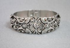 Hey, I found this really awesome Etsy listing at https://www.etsy.com/listing/478107242/whiting-and-davis-silver-repousse