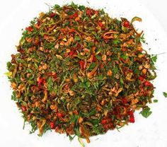 Home Vegeta- Vegeta can be prepared by yourself from dried vegetables and herbs, without harmful additives. A simple and detailed recipe, useful and economical. Dried Vegetables, Spices And Herbs, Asian Chicken, Spice Mixes, Herbal Medicine, Creative Food, How To Dry Basil, Food To Make, Herbalism