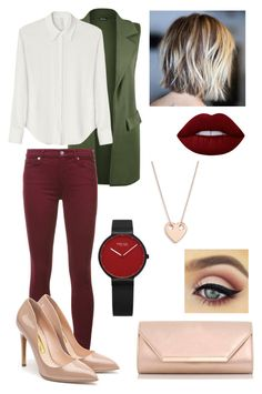 для насти by nicole-ler on Polyvore featuring polyvore fashion style David Michael WearAll 7 For All Mankind Rupert Sanderson Dorothy Perkins Ginette NY Lime Crime clothing