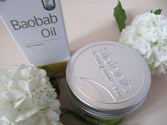 Biotanic Olej z baobabu i masło shea #naturalne #organiczne #kosmetyki