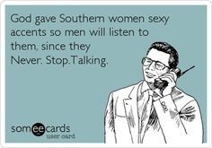 From southern girls do it better