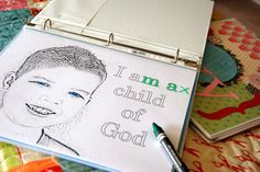 Dry Erase Church Activity Book