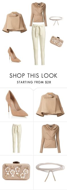 """""""Senza titolo #15"""" by hisdeepblueyes ❤ liked on Polyvore featuring Lipsy, Chloé, A.L.C. and Humble Chic"""
