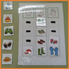 matrix categories by therapics Autism Activities, English Activities, Educational Activities, Learning Activities, Preschool Activities, Kids Education, Special Education, File Folder Activities, Speech Language Therapy