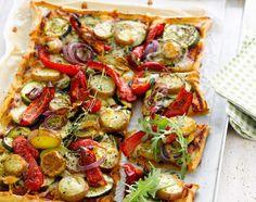 Pour un repas gourmand et léger, découvrez nos recettes de pizzas aux légumes. Idéales pour les soirées d'été.