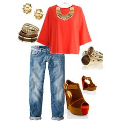 Another summer date night outfit