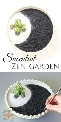 Tap into your inner bliss and capture the intimate essence of nature by creating your very own miniature succulent zengarden. One of my resolutions for this year has been to make more time for self-love and self-care. So far, I've fallen in love with my home yoga practice, enjoyed long soaks in a hot bath, …
